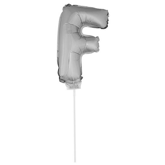 Opblaas letter ballons op stokje 10076037