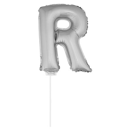 Opblaas letter ballons op stokje 10076045