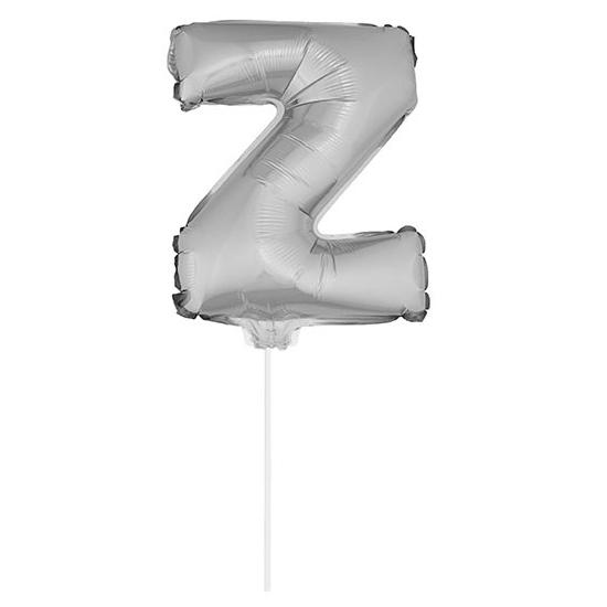 Opblaas letter ballons op stokje 10076051