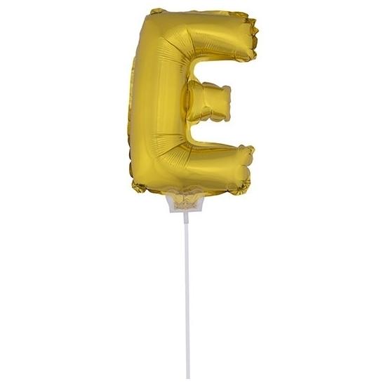 Opblaas letter ballons op stokje 10076059